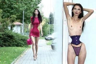Loana Spangenberg,Skinniest Waist,20-Inch