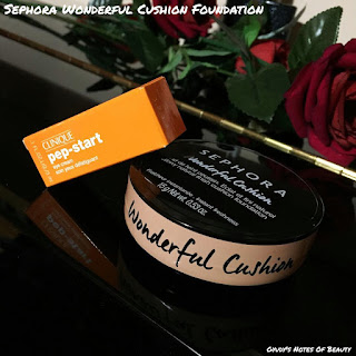 Sephora Wonderful Cushion Foundation Review