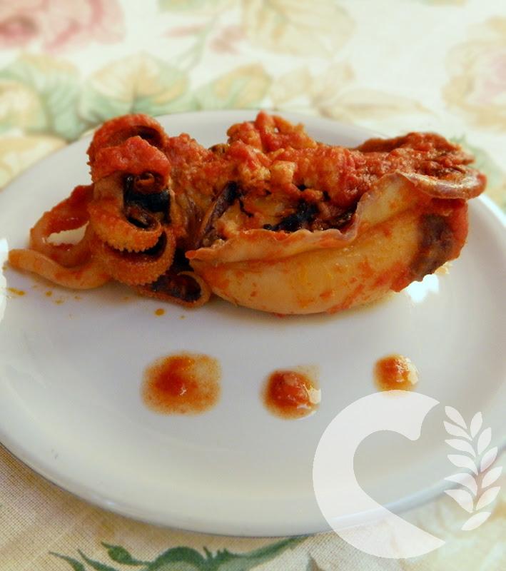 Conserve di zucchine cucinare le seppie ripiene for Cucinare seppie