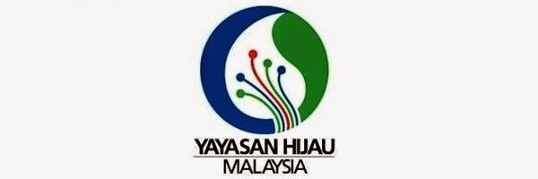 Jawatan Kerja Kosong Yayasan Hijau Malaysia logo www.ohjob.info november 2014