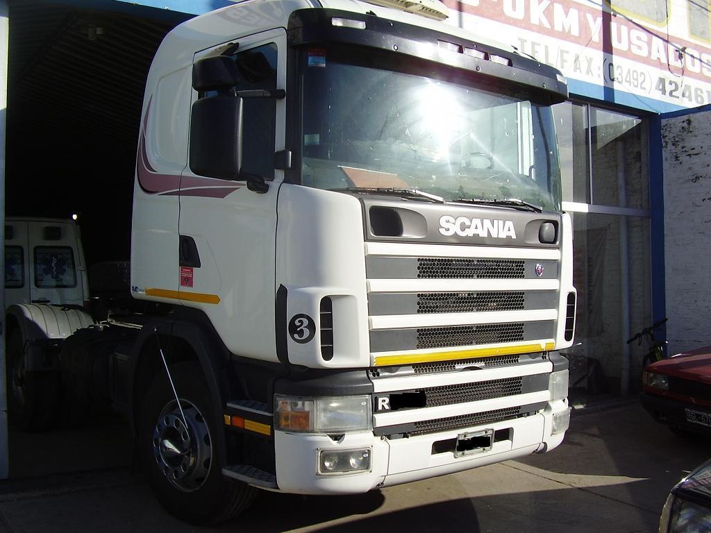 Camiones Nuevos y Usados: SCANIA 114 FRONTAL R420 TRACTOR