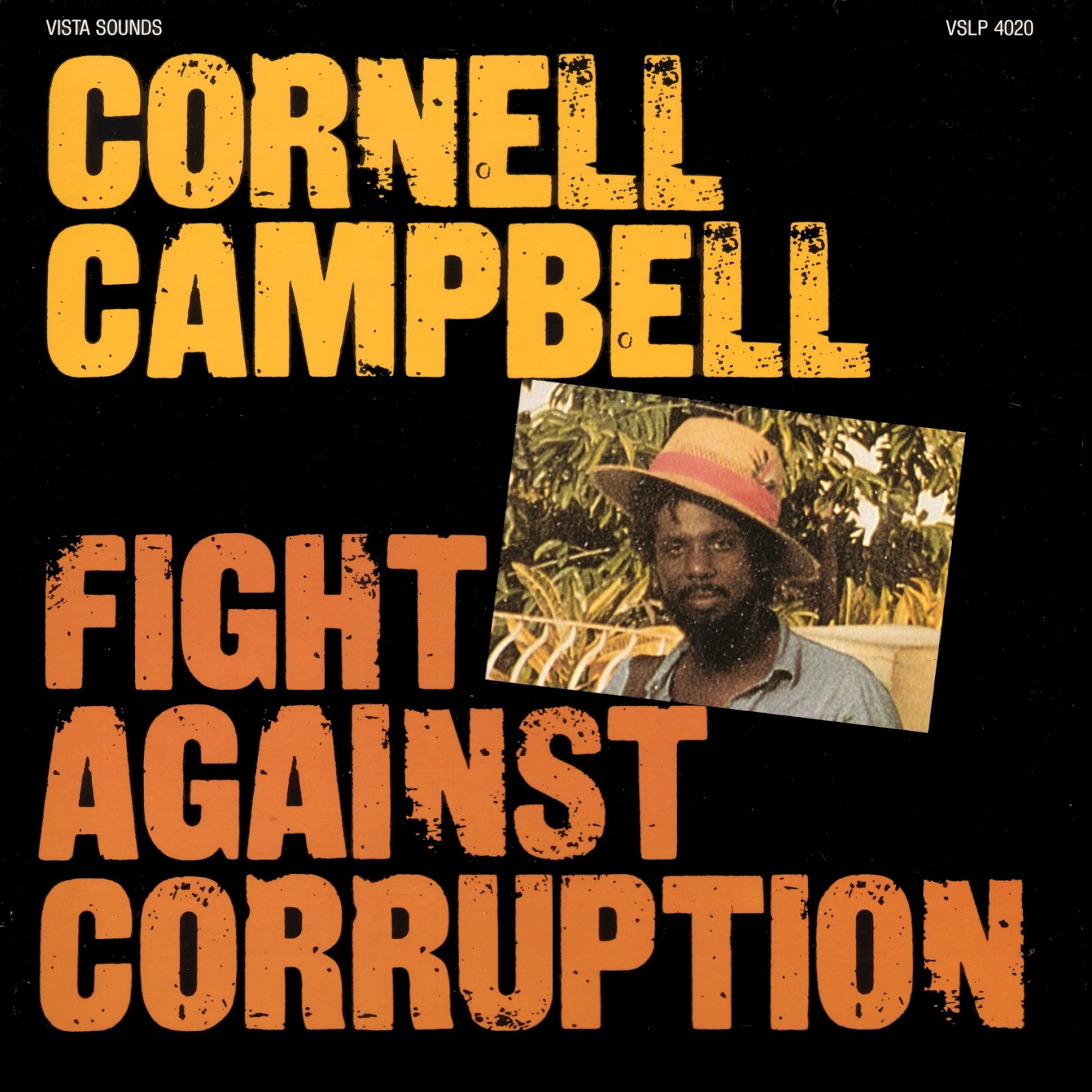 Cornell Campbell Cornel Campbell Natty Dread In A Greenwich Farm