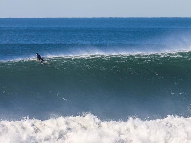 Mike Parsons. Foto: Surfline