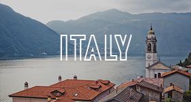 Italy Part I
