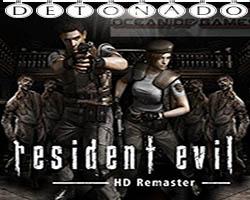 Detonado Resident Evil Remaster