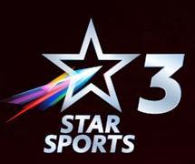 Star Sports 3 live