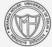 Faculty Posts at Miranda House Recruitment 2015