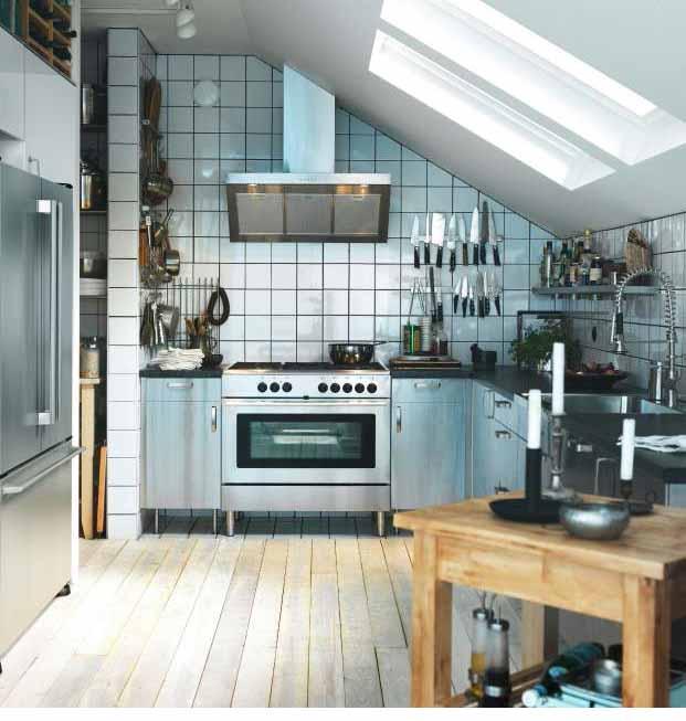 Desain Dapur Terbaru Dari Katalog Ikea