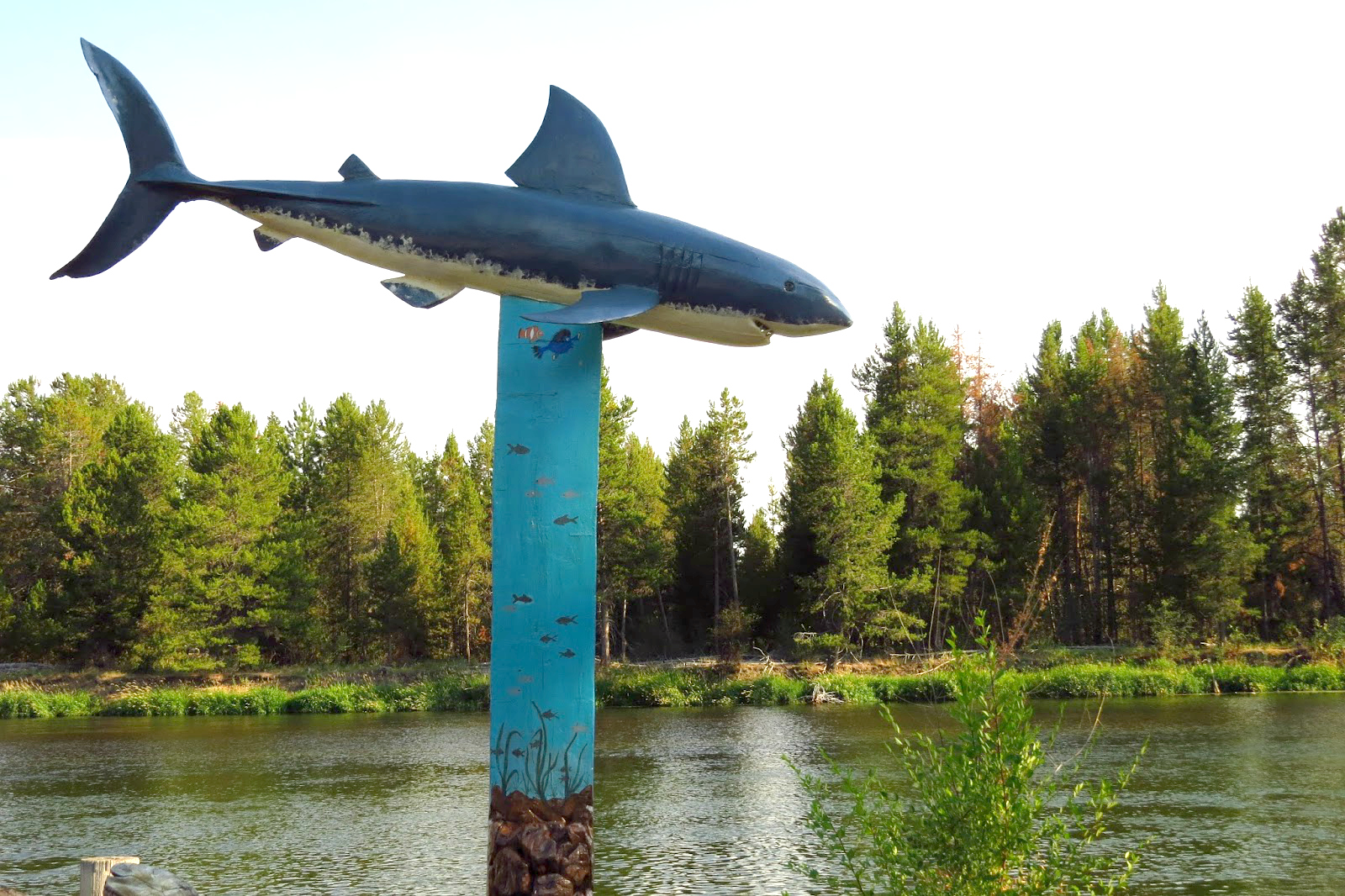 Arrowhead RV Park Totem Pole