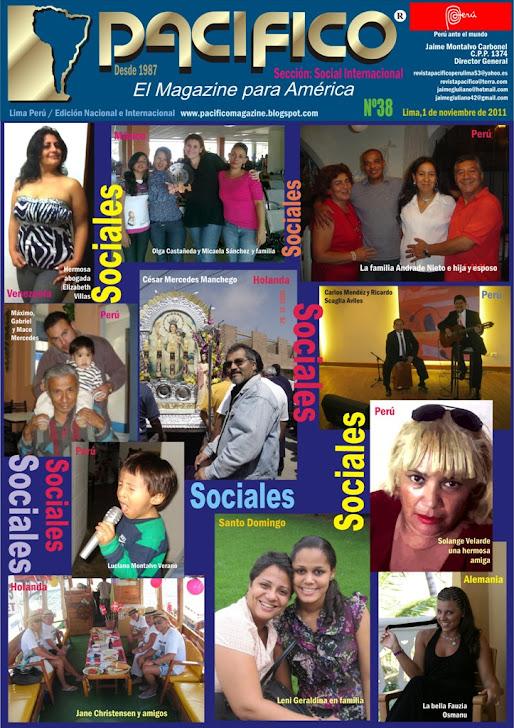 Revista Pacífico Nº 38 Social Internacional