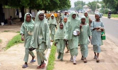 Borno Girls Taken Overseas