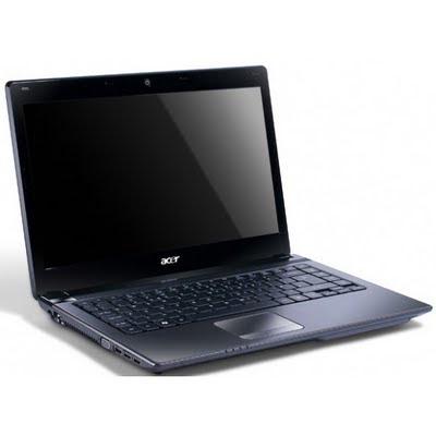 Spesifikasi Acer Aspire 4750 - 2312G50Mn