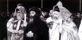قداسة البابا شنودة الثالث فى سطور