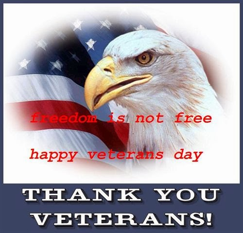 simple and meaning Veterans Day quote