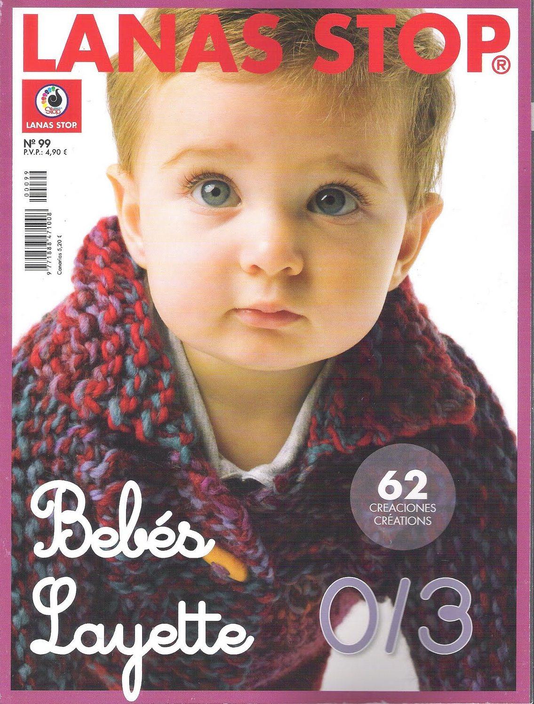 Revista: Lanas Stop (Especial Bebes)
