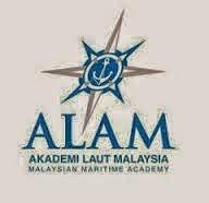 Jawatan Kosong di Akademi Laut Malaysia ALAM 04 Jun 2015