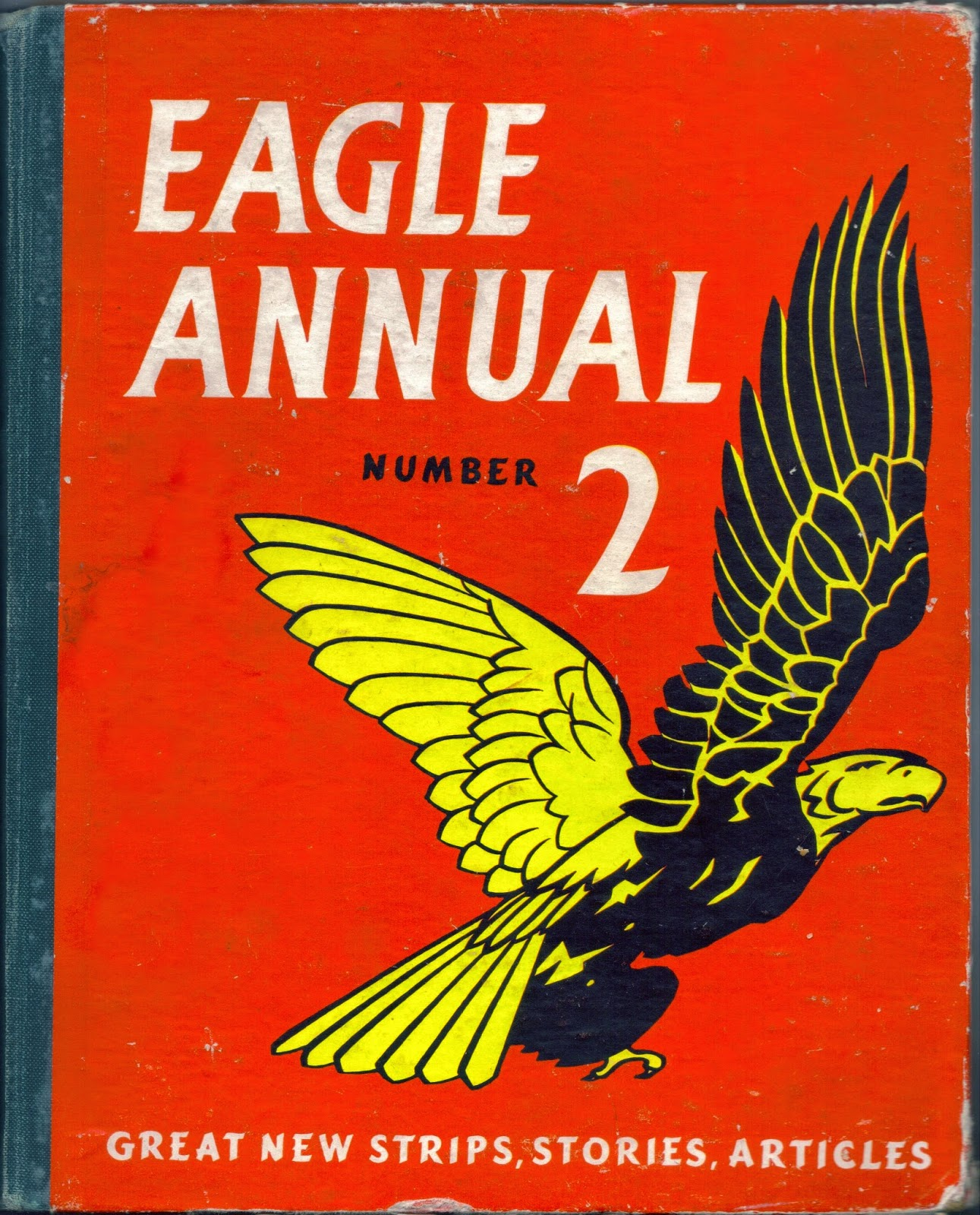 Eagle annual No.2