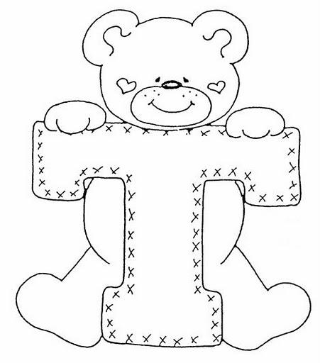Letras para carteles infantiles - Imagui