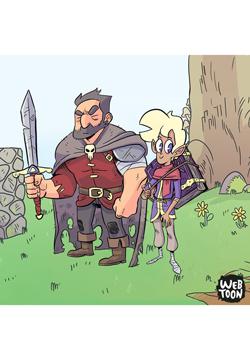 Elf & Warrior Manga