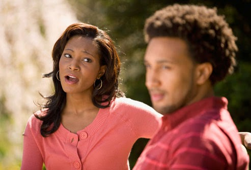 Top 10 Things To Do When Your Lady Starts Nagging You