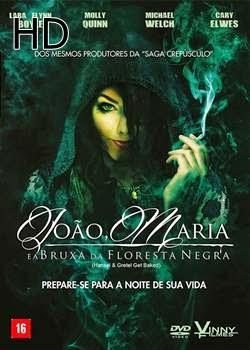 Filme João e Maria A Bruxa da Floresta Negra