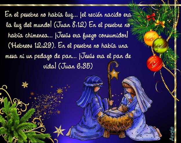 TARJETAS CRISTIANAS CON SALUDOS DE NAVIDAD