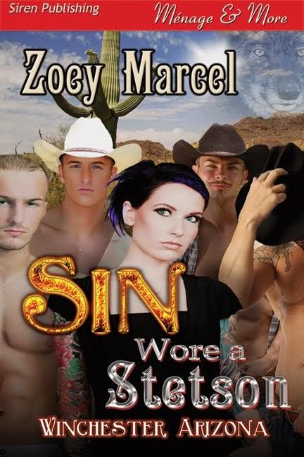Sin Wore a Stetson (Winchester, Arizona 1)