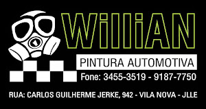 WILLIAN PINTURA AUTOMOTIVA