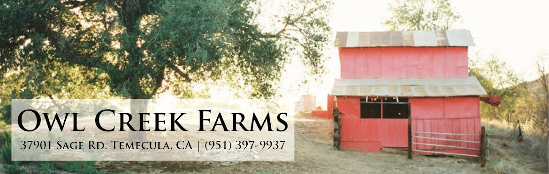 Owl Creek Farms