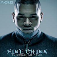 chris brown fine china