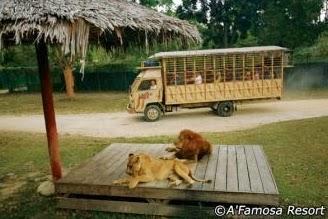 A'Famosa Safari World