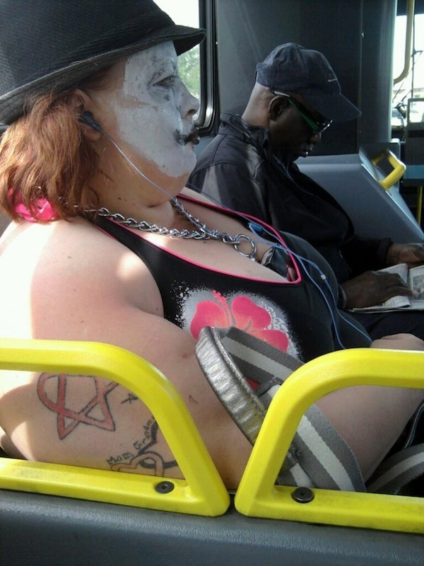 Lazy Juggalette