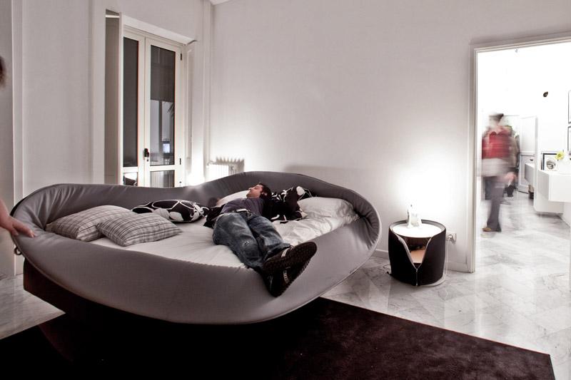 Divan Lit Design : The shopping online: canape lit design deco