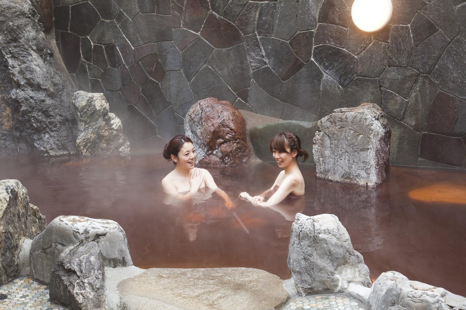 湯の郷 絢ほのかの温泉の写真