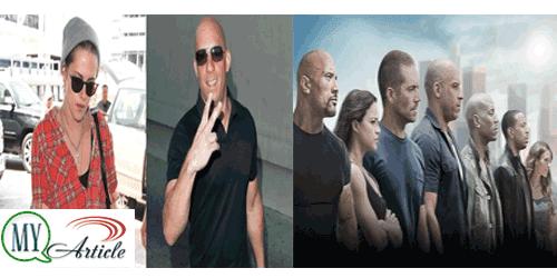 FURIOUS 7, Vin Diesel,Kristen Stewart