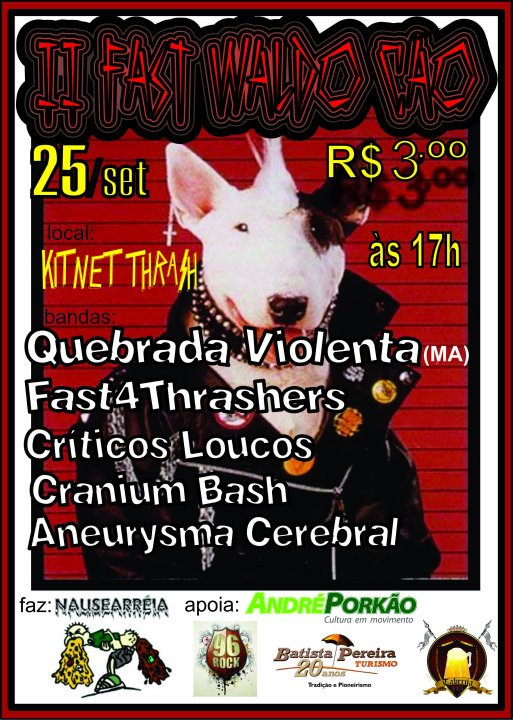 II Fest Waldo Cão
