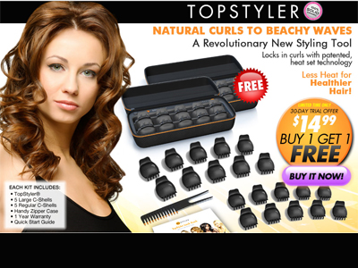 topstyler reviews Topstyler review, a few target goodies and julep mystery box reveal after an hour of fussing with the topstyler curlers.