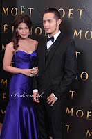 Denise Laurel and Martin del Rosario
