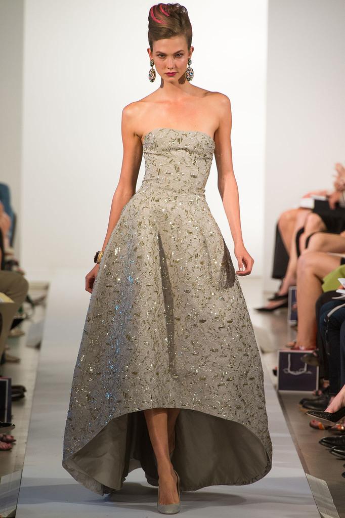 oscar de la renta spring 2013 gece elbiseleri abiye elbise gelinlik modelleri gece. Black Bedroom Furniture Sets. Home Design Ideas