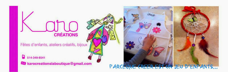 Mes Petits Ateliers KaroCreations