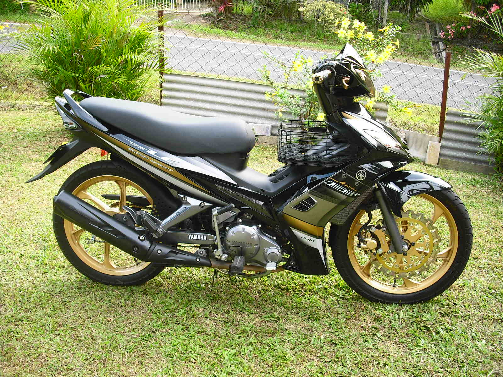 Yamaha Lc 135 Upgrade Html Autos Post