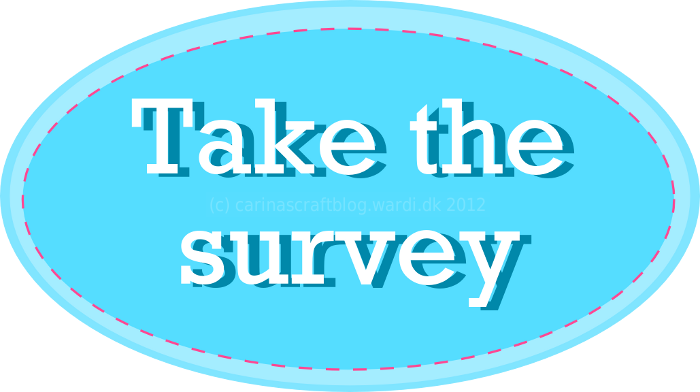 take embroidery kit survey