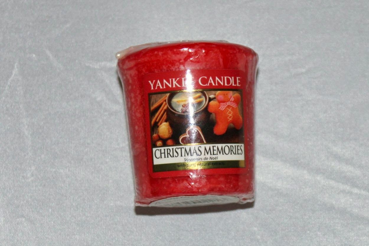Yankee Candle *Christmas Memories*