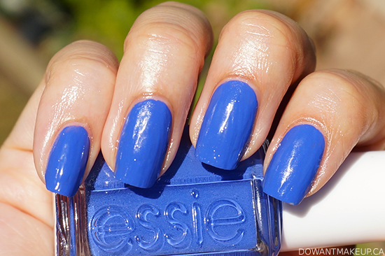 Essie Chills & Thrills swatch