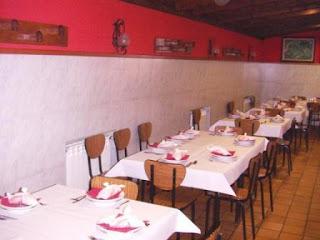 Gijón, Casa Segundo, comedor