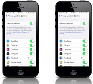 Penyebab Baterai iPhone 5/5c/5s Cepat Habis