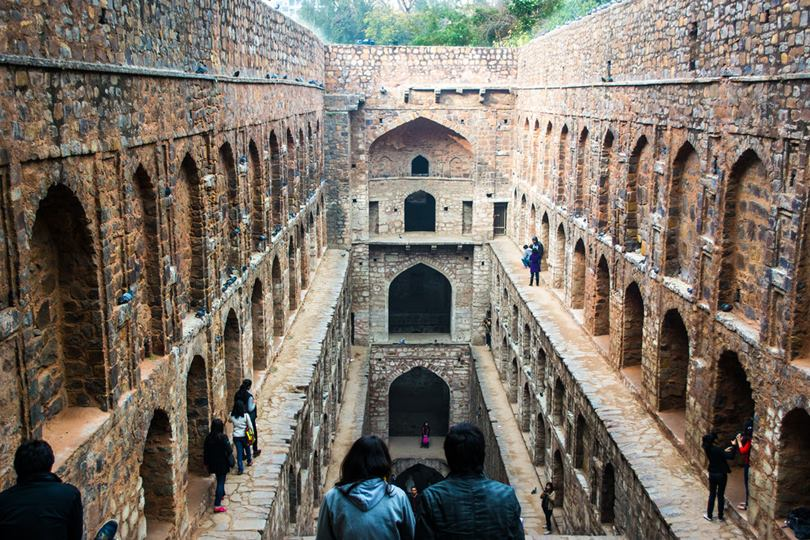 Agrasen ki Baoli, New Delhi