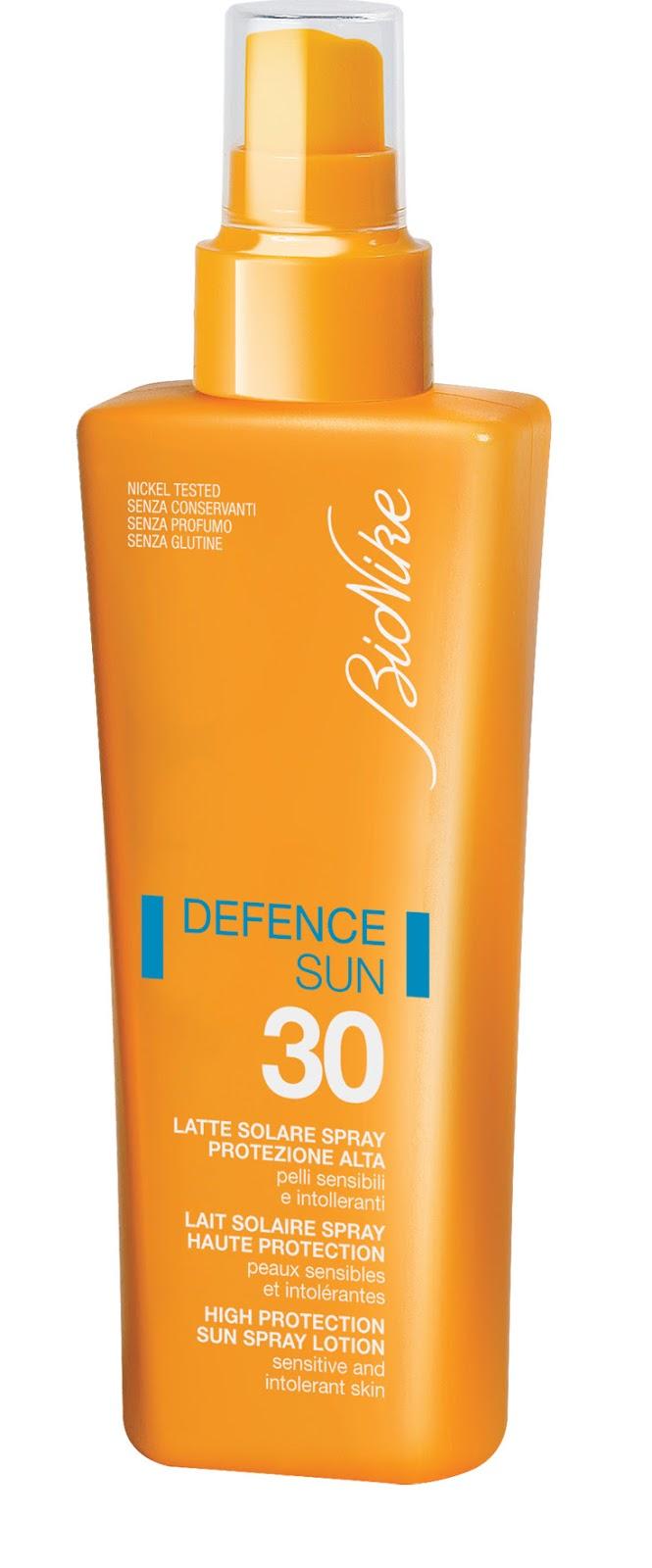 Bionike Defence Sun Latte Solare