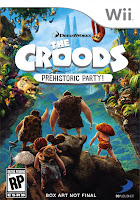 The Croods: Prehistoric Party – Wii