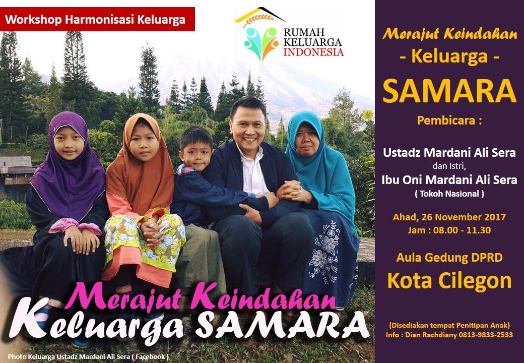 Agenda Rumah Keluarga Indonesia